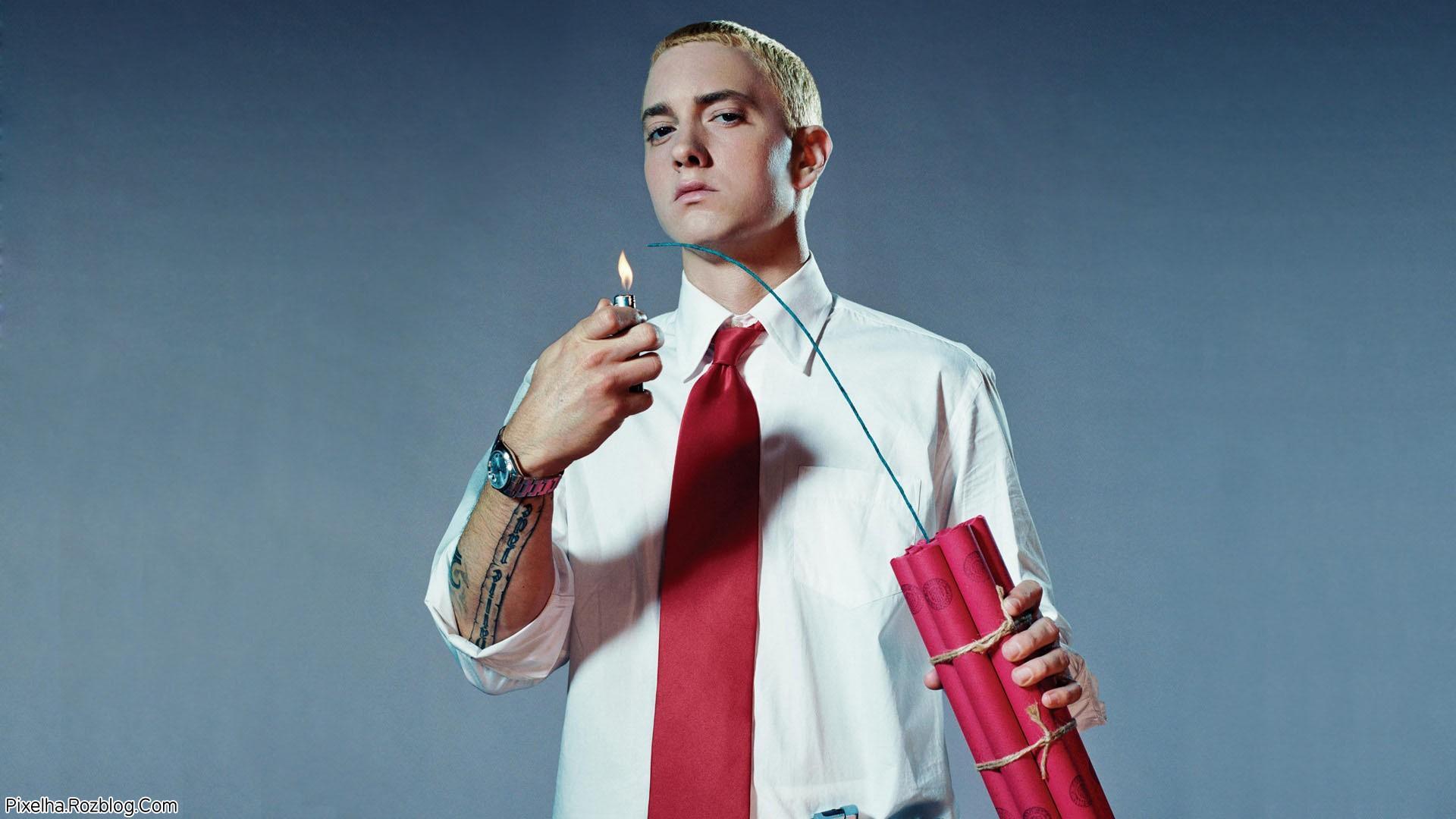 عکس جدید Eminem