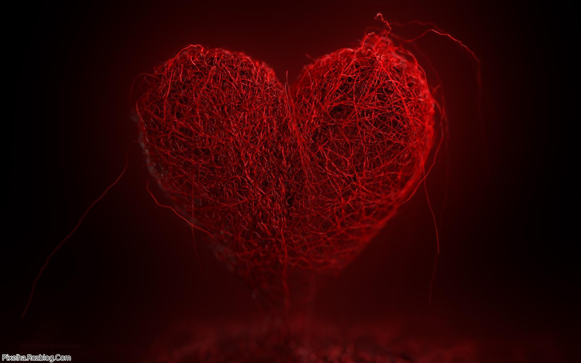 قلب بافتنی