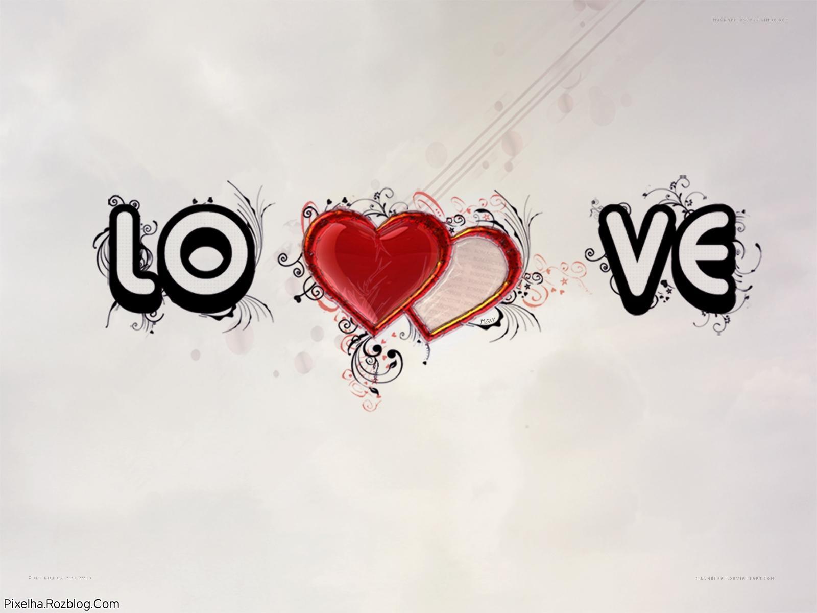 والپیپر عشق برای روز ولنتاین