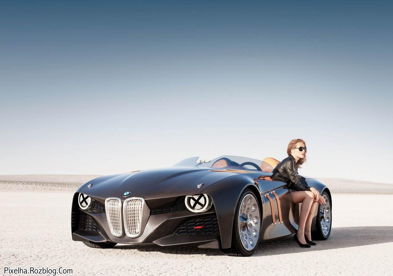 ماشین BMW 328 Hommage