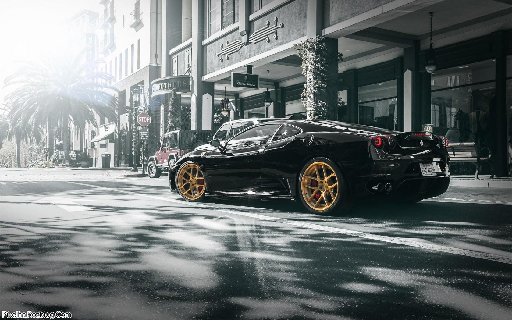 عکس ماشین Ferrari F430