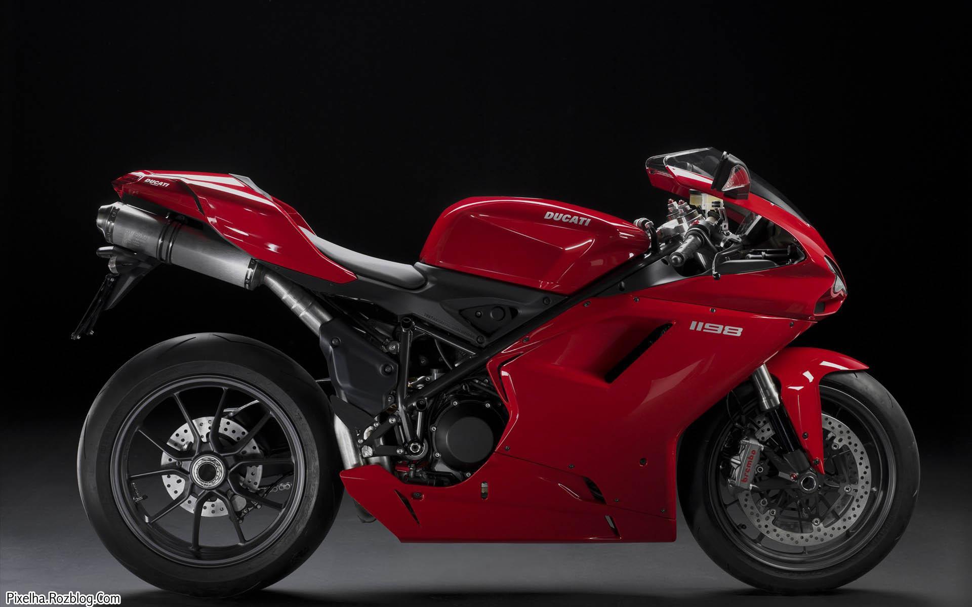 موتور Ducati 1198