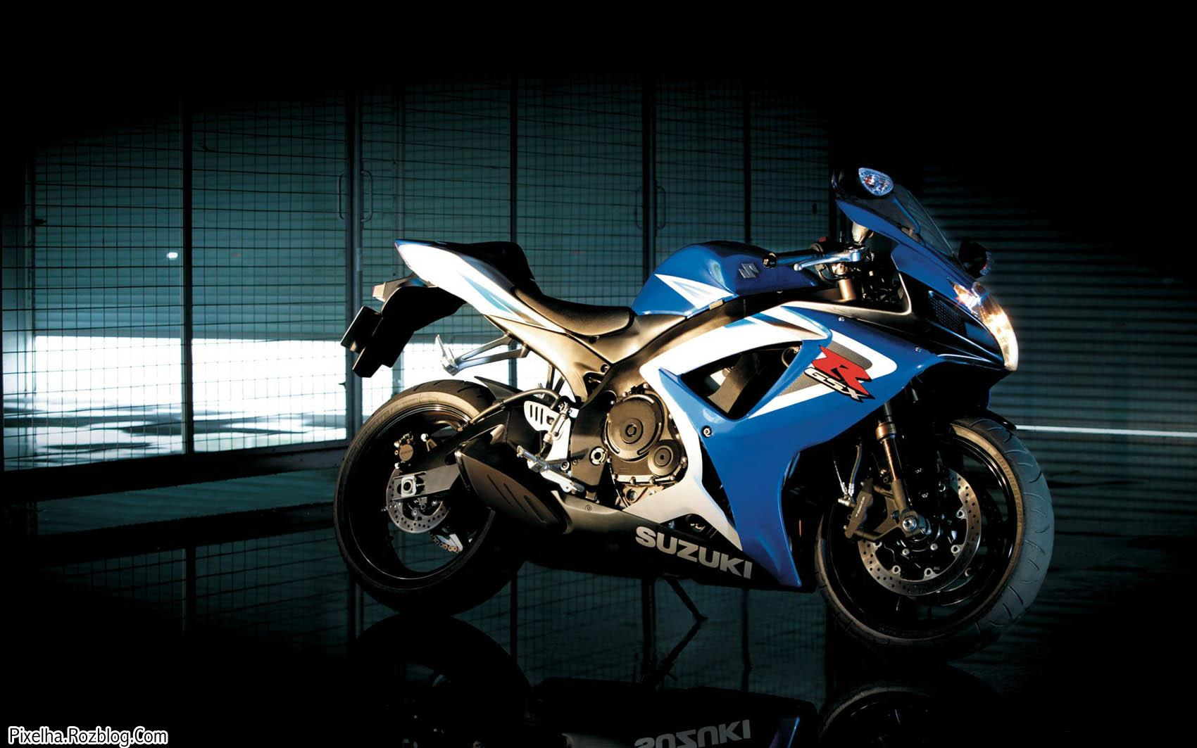 موتور Suzuki gsx r750