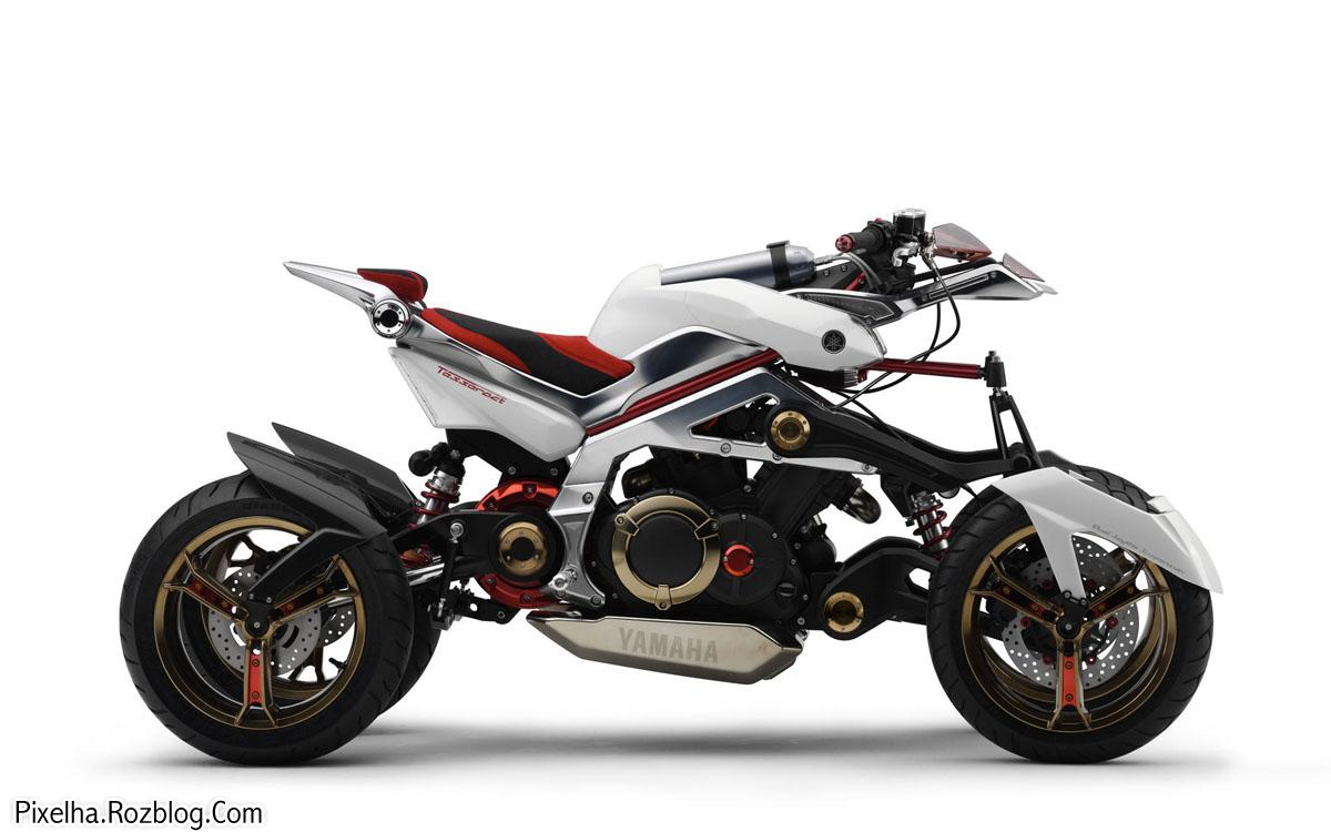 موتور Yamaha Tesseract