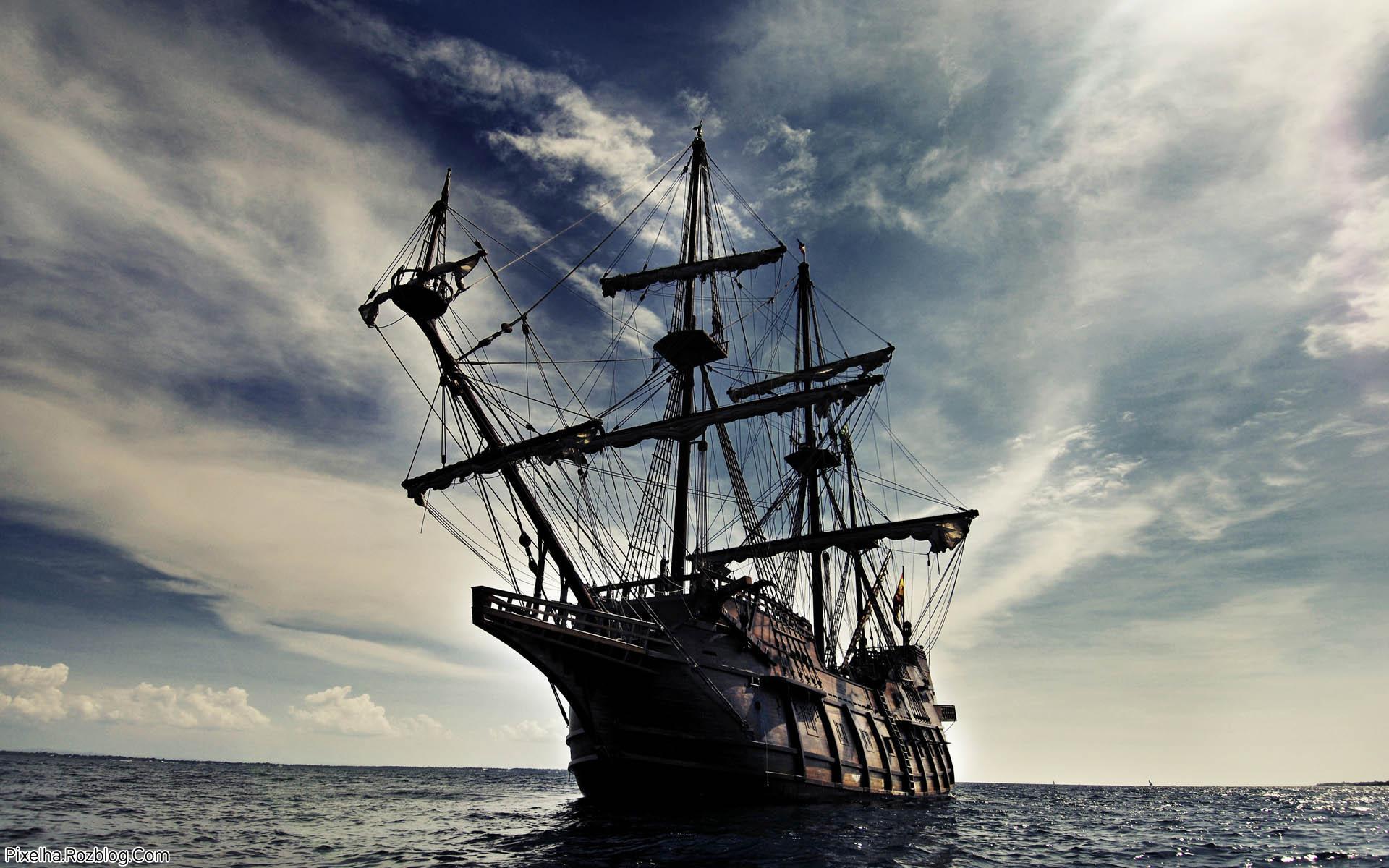 کشتی قدیمی