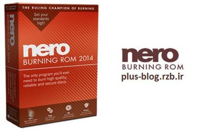 رایت انواع لوح های فشرده Nero Burning ROM 2014 15.0.03900
