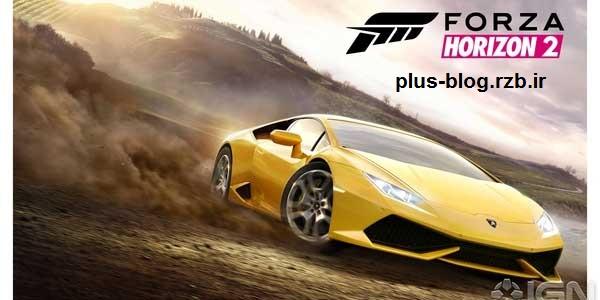 رونمایی از بازی Forza Horizon 2 [ویدئو]