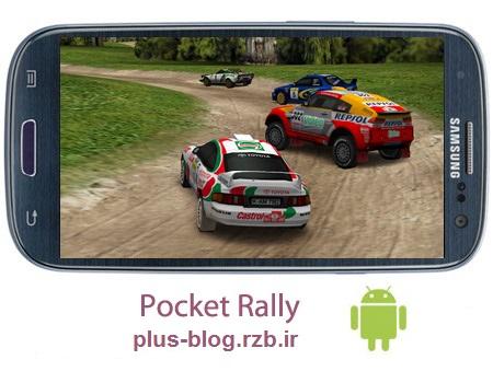 بازی مسابقات اتومبیل رانی پاکت Pocket Rally v1.1.1 – اندروید