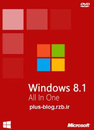 دانلود ویندوز ۸.۱ به همراه جدیدترین آپدیت ها – Windows 8.1 AIO x86/x64 July 2014