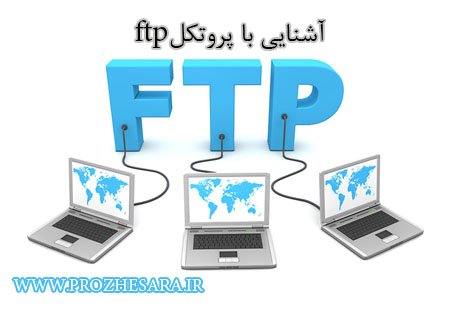 FTTP دانلود مقاله در مورد آشنایی با پروتکل FTP