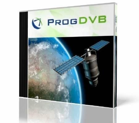 باز کردن کانال های کارتی با نرم افزار ProgDVB Professional Edition 6.51.6