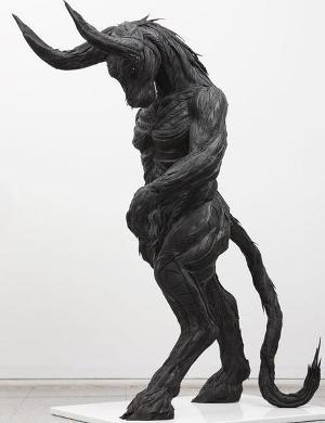 مجسمه های لاستیکی