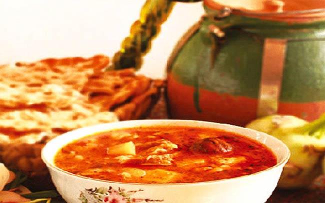 خوشمزهترین غذاهای محلی