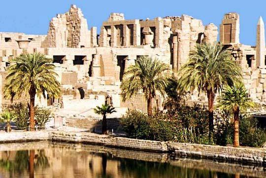 عجایب دهگانه در خاورمیانه