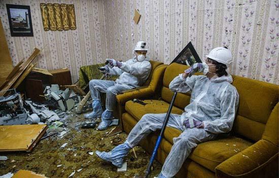 اتاق تخليه خشم