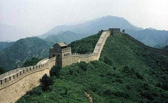 بزرگترین دیوار های تاریخی جهان