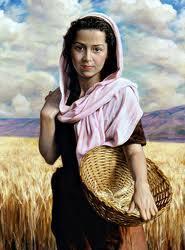 دختر زیرک کشاورز