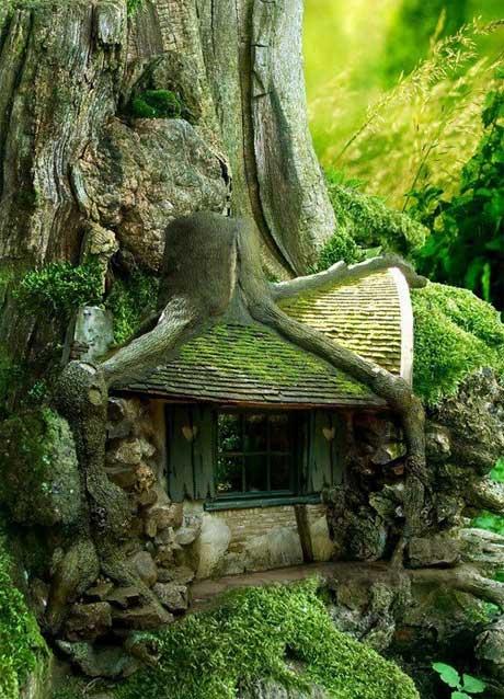 خانه های زیبا و فانتزی