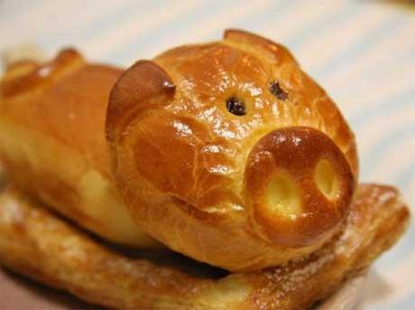 هنر نمایی با نان