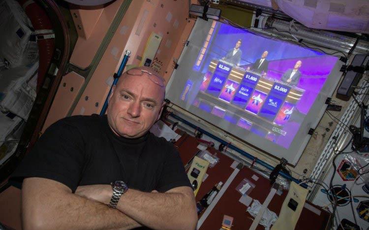رکوردشکنی زندگی در فضا