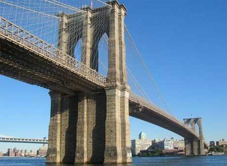 پل های مشهور دنیا
