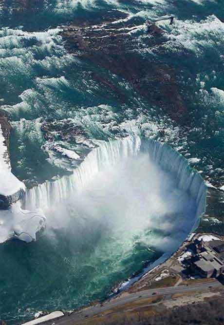 آبشار های مشهور جهان