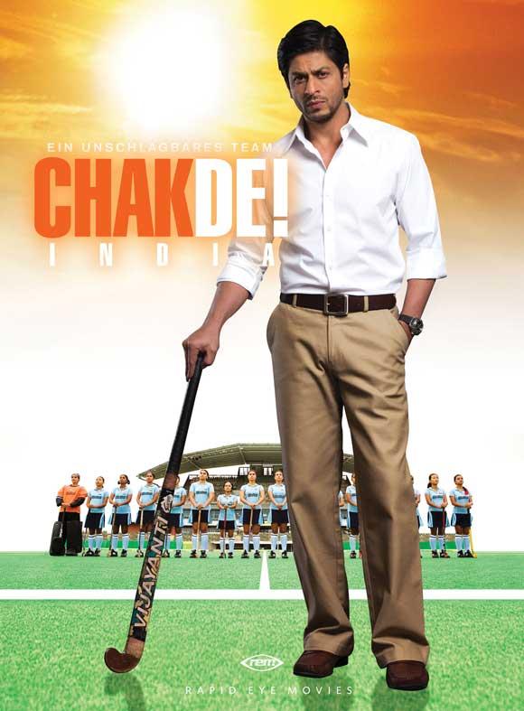 دانلود رایگان فیلم هندی Chakde