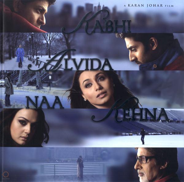 دانلود رایگان فیلم هندی Kabhi Alvida Naa Kehna