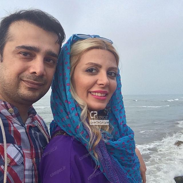 عکس های جدید بازیگران ایرانی با همسرانشان در سال 93