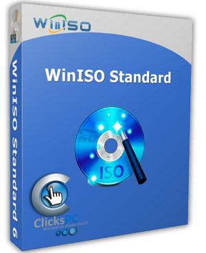 نرم افزار ساخت ایمیج و درایو مجازی - WinISO Standard 6.4