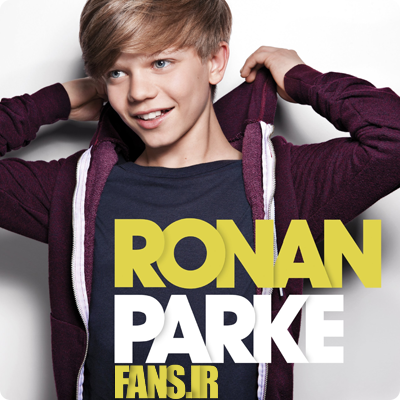 آلبوم رونان پارک .:. Ronan Parke Album