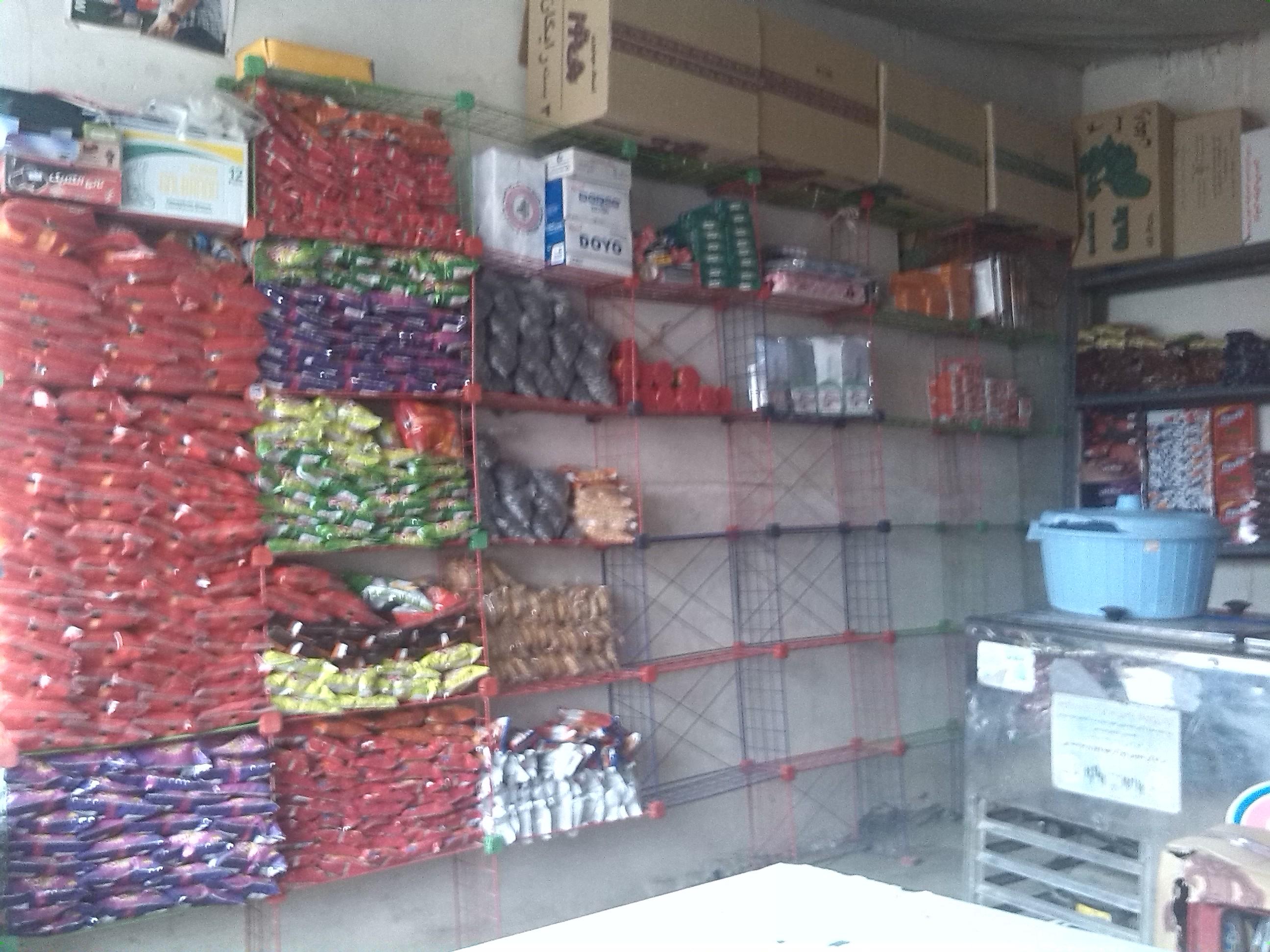 مغازه روستا