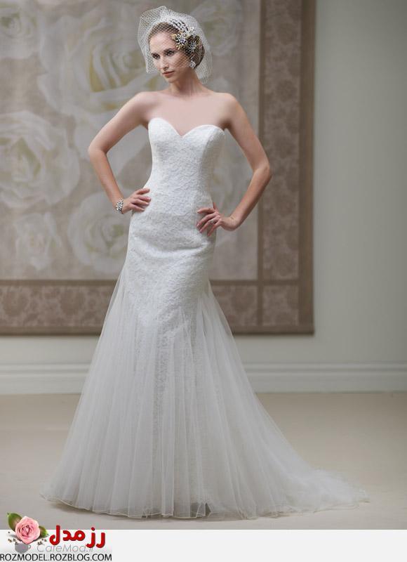 مدل لباس عروس  مدل لباس عروس James clifford