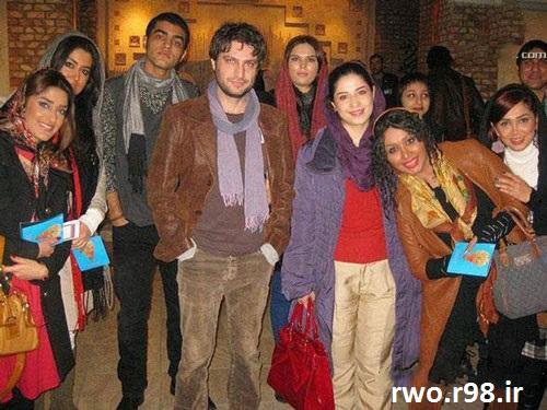 عکسهای نیکی کریمی در آنتالیا