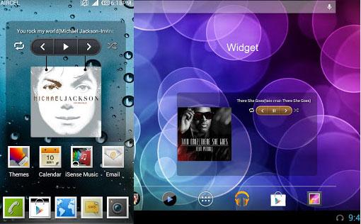 دانلود موزیک پلیر جدید و بسیار زیبای iSense Music برای آندروید iSense Music – 3D Music Player 1.015