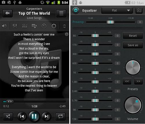 دانلود نرم افزار قدرتمند و بی نظیر Jet Audio برای آندروید jetAudio Plus 2.0.1