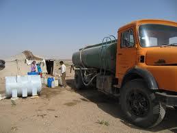 589 خانوار روستایی سرایان نیازمند آبرسانی سیار هستند