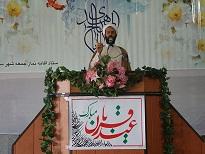 امام جمعه سه قلعه: ایران دست آموز عاشور است