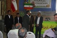 محمد کسمایی سکان آموزش وپرورش شهرستان سرایان رابدست گرفت