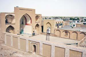 مسجد جامع سرایان
