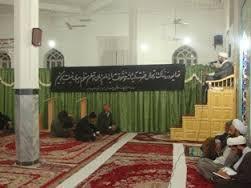 12 مسجد سرایان میزبان معتکفان