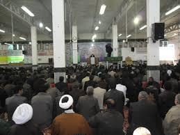 امام جمعه موقت آیسک: ایمان آن را از ویژگی های خاص مومن