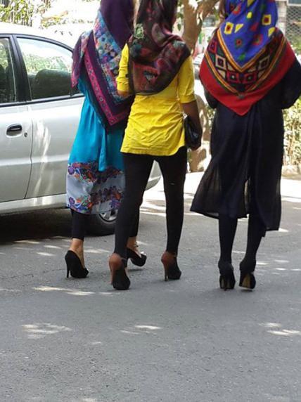 جدید تـرین عکس ها از زنان ساپورت پوش