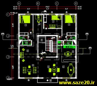دانلود پروژه طراحی فنی
