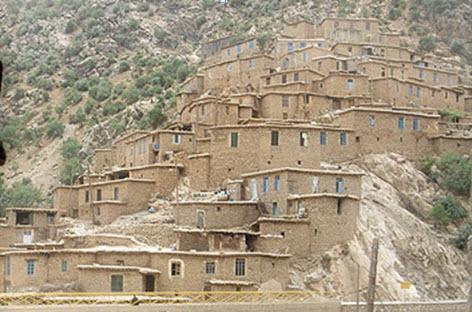 دانلود پاورپوینت نواحی کوهستانی و مرتفع غرب ایران