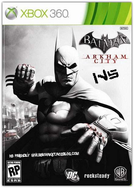 دانلود رایگان بازی Batman Arkham City