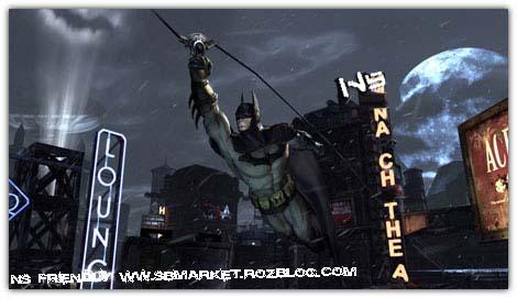 دانلود بازی جدید Batman: Arkham City