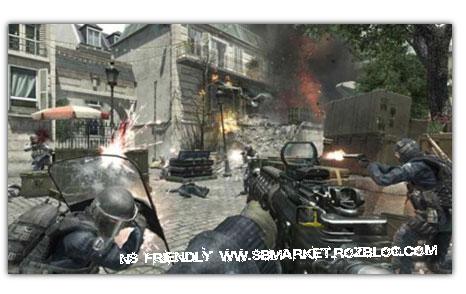 دانلود رایگان نسخه کامل بازی ندای وظیفه : جنگاوری مدرن  Call of Duty Modern Warfare 3