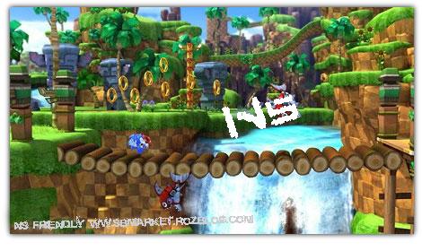 دانلود رایگان نسخه بلک باکس بازی جدید Sonic Generations