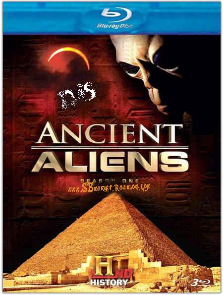 دانلود مستند بیگانگان باستانی Ancient Aliens Season 1 BluRay 720p